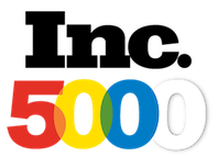 Inc 500 Award Logo