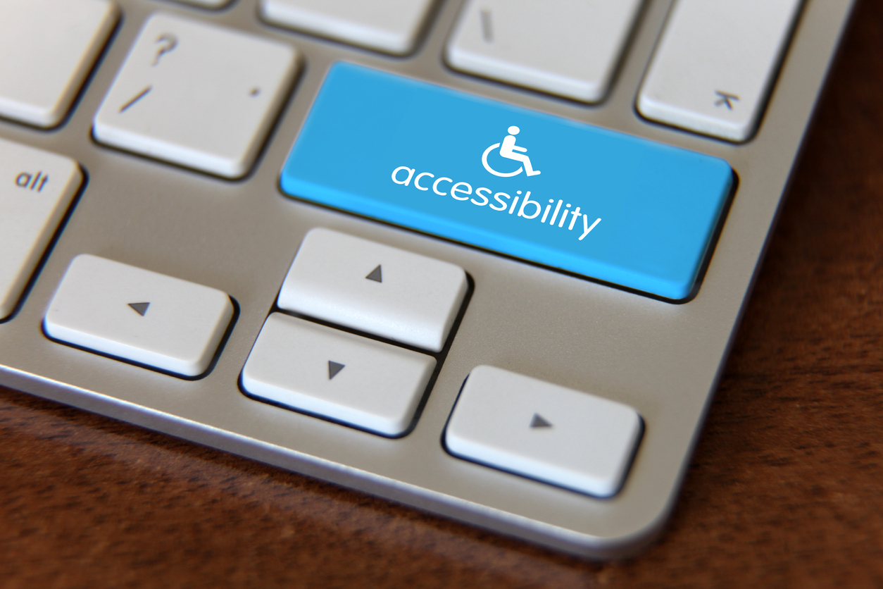 Is Your Website ADA Accessible? Image