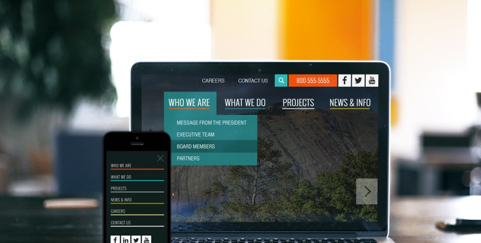 Adding Responsive Navigation to your Website