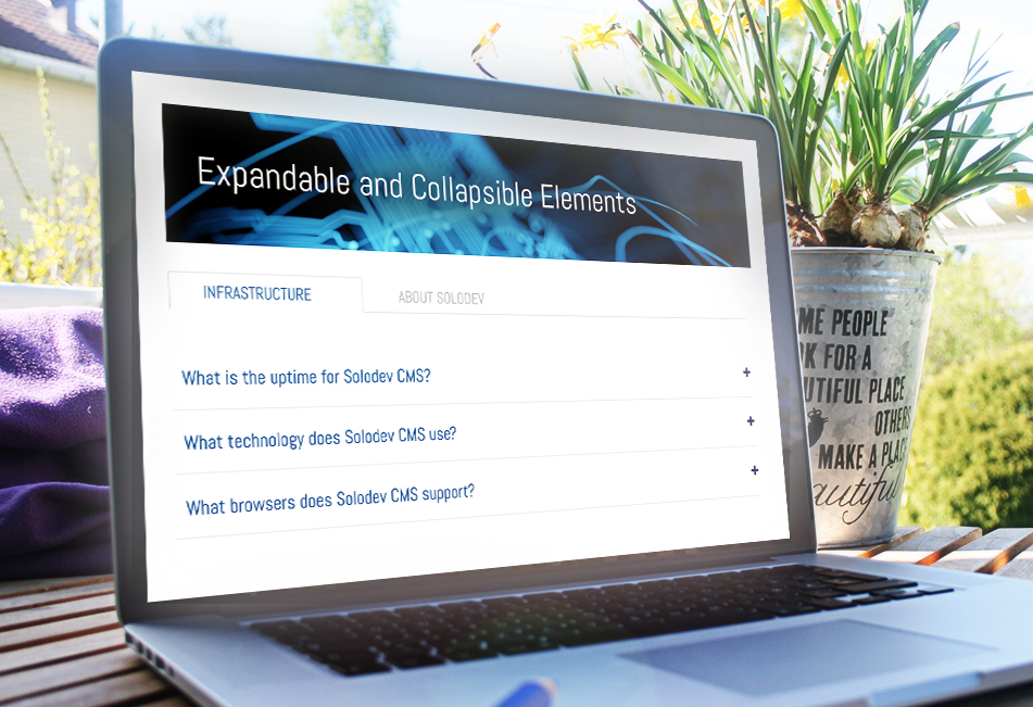 How to Build Expandable and Collapsible FAQ Elements