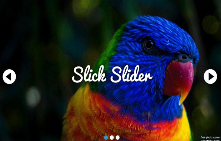 Lazy Loading Images using Slick Slider | Solodev