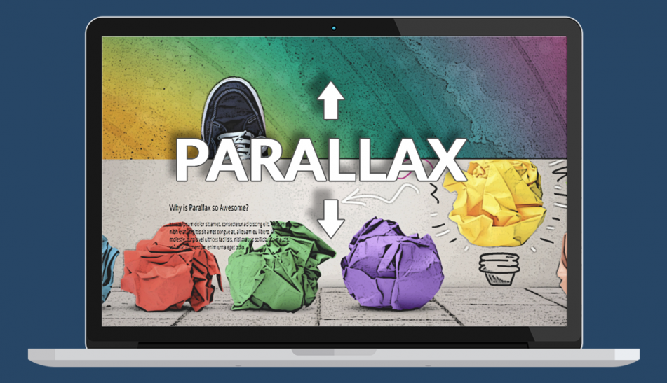 Using Parallax with Multiple Backgrounds | Solodev