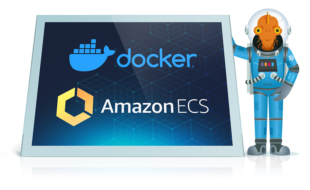 Amazon ECS for Docker with Solodev DCX Available on Quick Start Image
